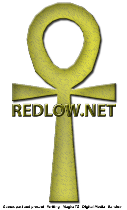 Redlow.net Ankh Logo